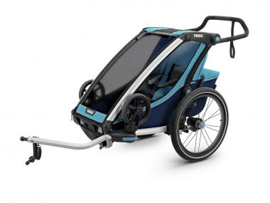Zubehör > transport > kinderanhänger: Thule  Chariot Cross 1