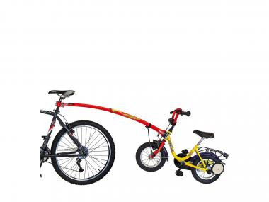 Zubehör > transport > kinderanhänger: Trail Gator  Tandemstange
