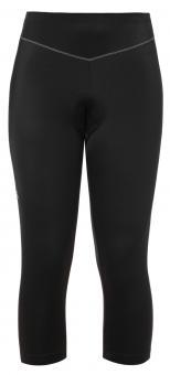 Lucky Bike Vaude Active 3/4 Pants Women 38 | schwarz