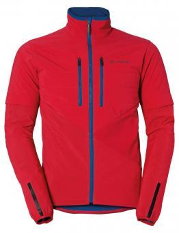 Lucky Bike Vaude Primasoft Jacket Men L | indian red