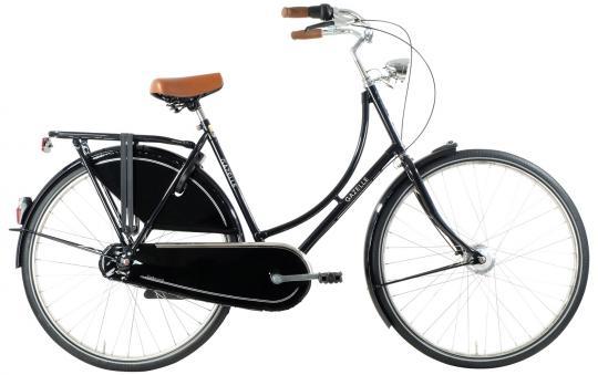 Gazelle Classic 7 LTD 57 cm | schwarz