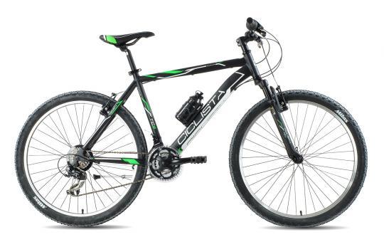 Ciclista MTB 2016 43 cm | schwarz/grün