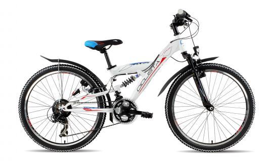 Ciclista Fully KX20 2016 29 cm | weiß schwarz