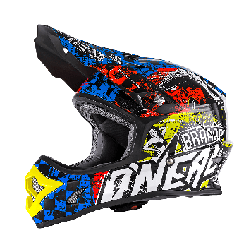 O´Neal Backflip Fidlock DH Kids Helmet 48-50 cm | wild