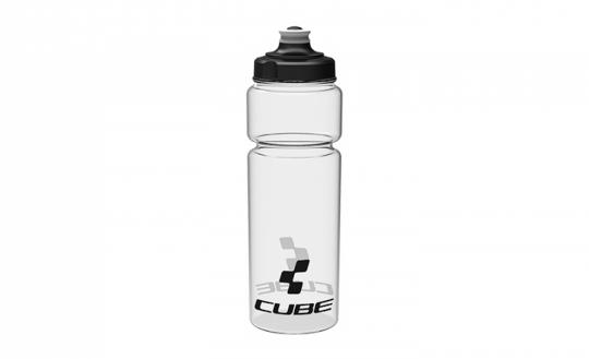 CUBE Trinkflasche 0,75l Icon 0,75 Liter | translucent