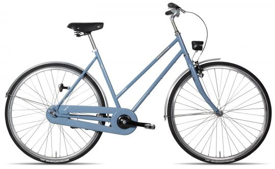 2R Manufaktur Urban Trapez 53 cm | blue grey