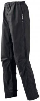 Vaude Men's Fluid Pants II S/S+L/S XXL | short | black