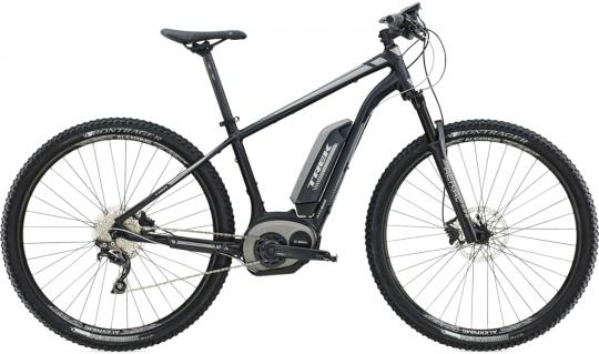 Trek Powerfly+ 5 2015 15.5 Zoll | matte black/grey