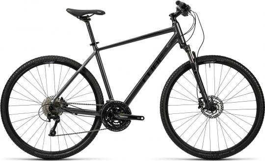 Cube Nature Pro 2016 46 cm | grey/black