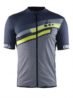 Craft Reel Graphic Jersey L | gravel