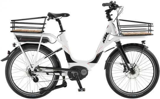 KTM Macina Shopper 8 24 A4 8s Alfine 2016