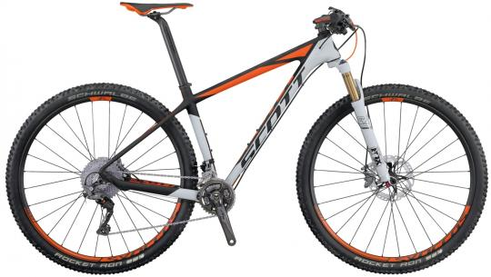 Scott Scale 900 Premium 2016 48 cm | grey orange