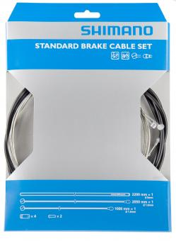 Shimano Bremskabel-Set Stahl MTB