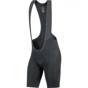 Gore Element Bibtights kurz+ M | schwarz