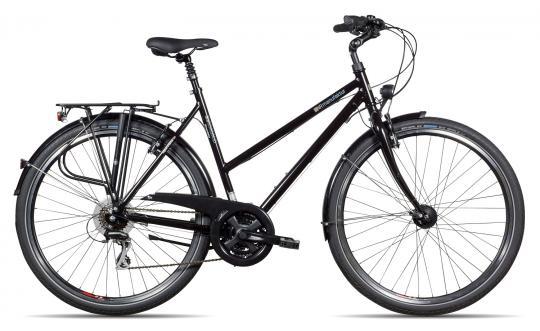 2R Manufaktur Premium 21 Trapez 50 cm | schwarz