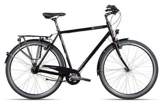 2R Manufaktur Premium 7 Herren 50 cm | schwarz