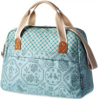 Basil Bohème Carry All Bag Tasche 18 Liter | jade