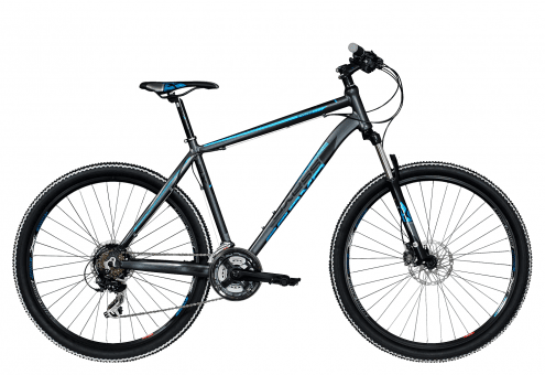 Axess Sandee Disc 27.5 2016 13.5 Zoll | grey blue