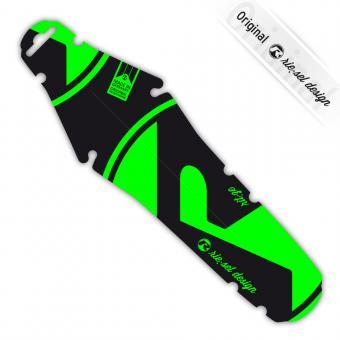 Rie:sel Design rit:ze Steckblech unisize | green