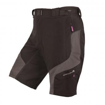 Endura Hummvee Shorts Women L | grau