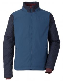Vaude Cyclist Padded Jacket Men M | fjord blue