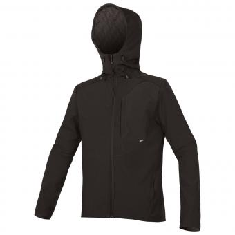 Endura Urban Softshell Jacket L | schwarz