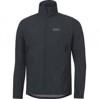 Gore Windstopper Jacket S   schwarz