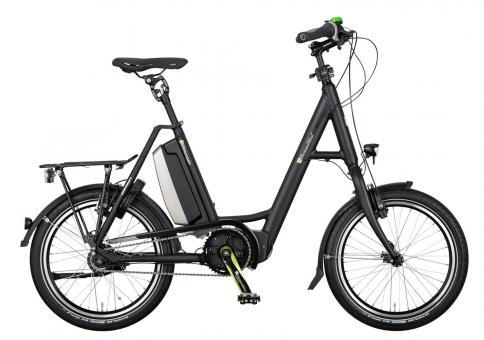 e-bike Manufaktur 7BEN 2016 49 cm | schwarz matt