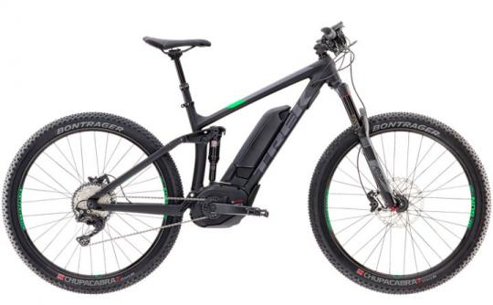 Trek Powerfly FS 8 Plus 2017