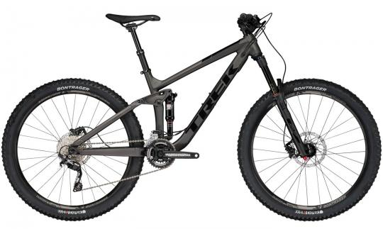 Trek Remedy 7 2017 18.5 Zoll | matte dnister black/trek black