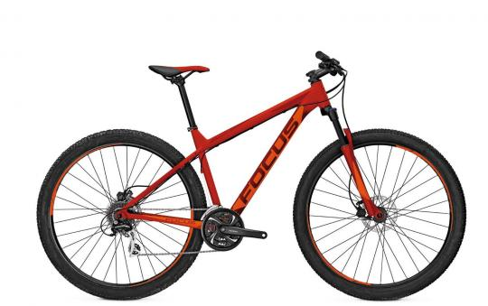Focus Whistler Core 29 2016 42 cm | red matt
