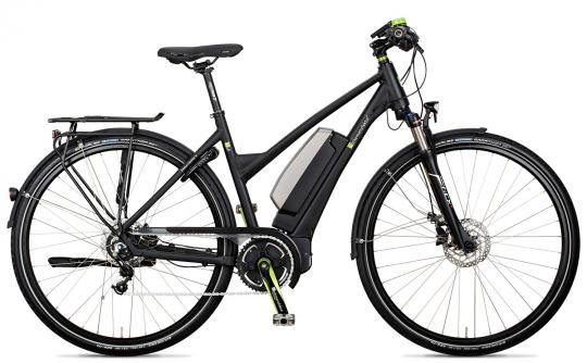 e-bike Manufaktur 11LF Deore XT Trapez 2017 50 cm | slate matt