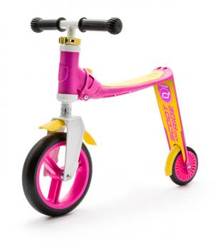 Scoot and Ride Highwaybaby unisize | pink gelb