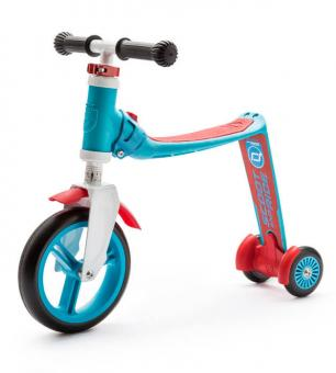 Scoot and Ride Highwaybaby+ unisize | blau rot