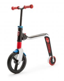 Scoot and Ride Highwayfreak unisize | weiß rot blau