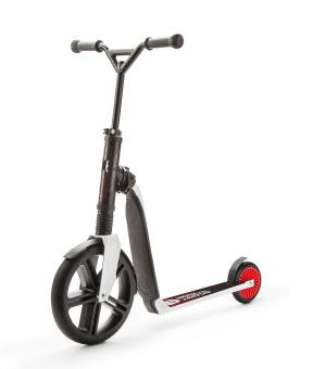 Scoot and Ride Highwaygangster unisize | weiß rot