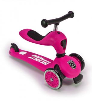 Scoot and Ride Highwaykick 1 unisize | pink