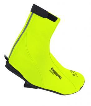 Gore Road Thermo Überschuh 36-38 | neon gelb