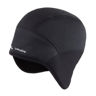 Vaude Bike Windproof Cap III M | schwarz