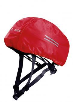 Vaude Kids Helmet Raincover unisize | rot