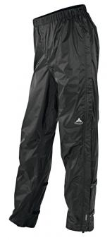 Vaude Men's Fluid Full-zip Pants II XXL | schwarz