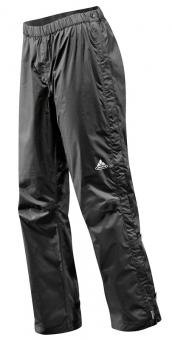 Vaude Fluid Full-Zip Pants Women 40 | schwarz