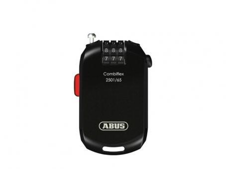 Abus Combiflex 2501 65 cm | schwarz