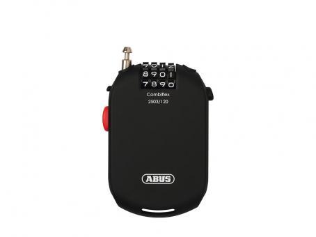Abus CombiFlex 2503 120 cm | schwarz