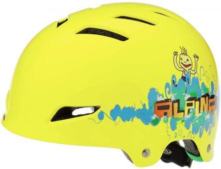Alpina Park Junior 51-55 cm | gelb