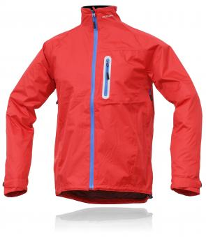 Nevis II Jacket S | rot