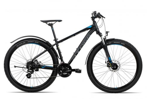 Axess Sandee 27.5 ATB Disc 2017 18 Zoll | green black blue