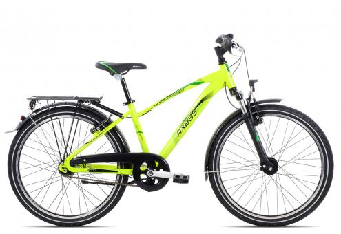 Axess Sporty 7 24 Boy 2018 36 cm   neon yellow