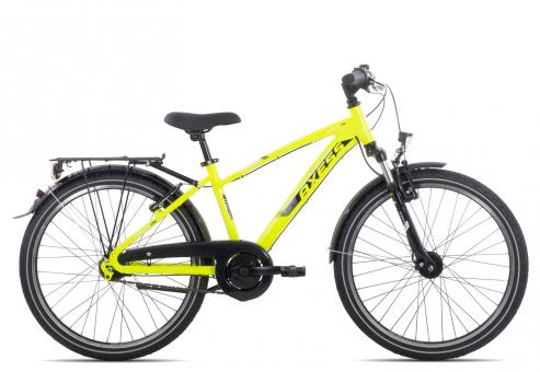 Axess Sporty 7 24 2019 36 cm | neon yellow