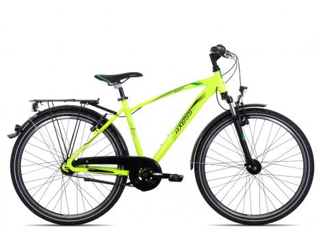 Axess Sporty 7 26 Boy 2018 38 cm | neon yellow